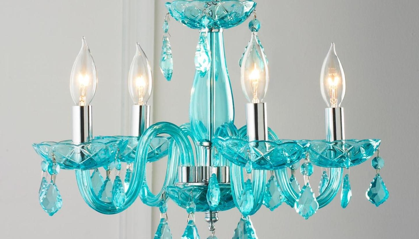 Well Liked Turquoise Glass Chandelier Lighting For Chandeliers Design : Awesome Amazing Turquoise Glass Chandelier (View 8 of 20)