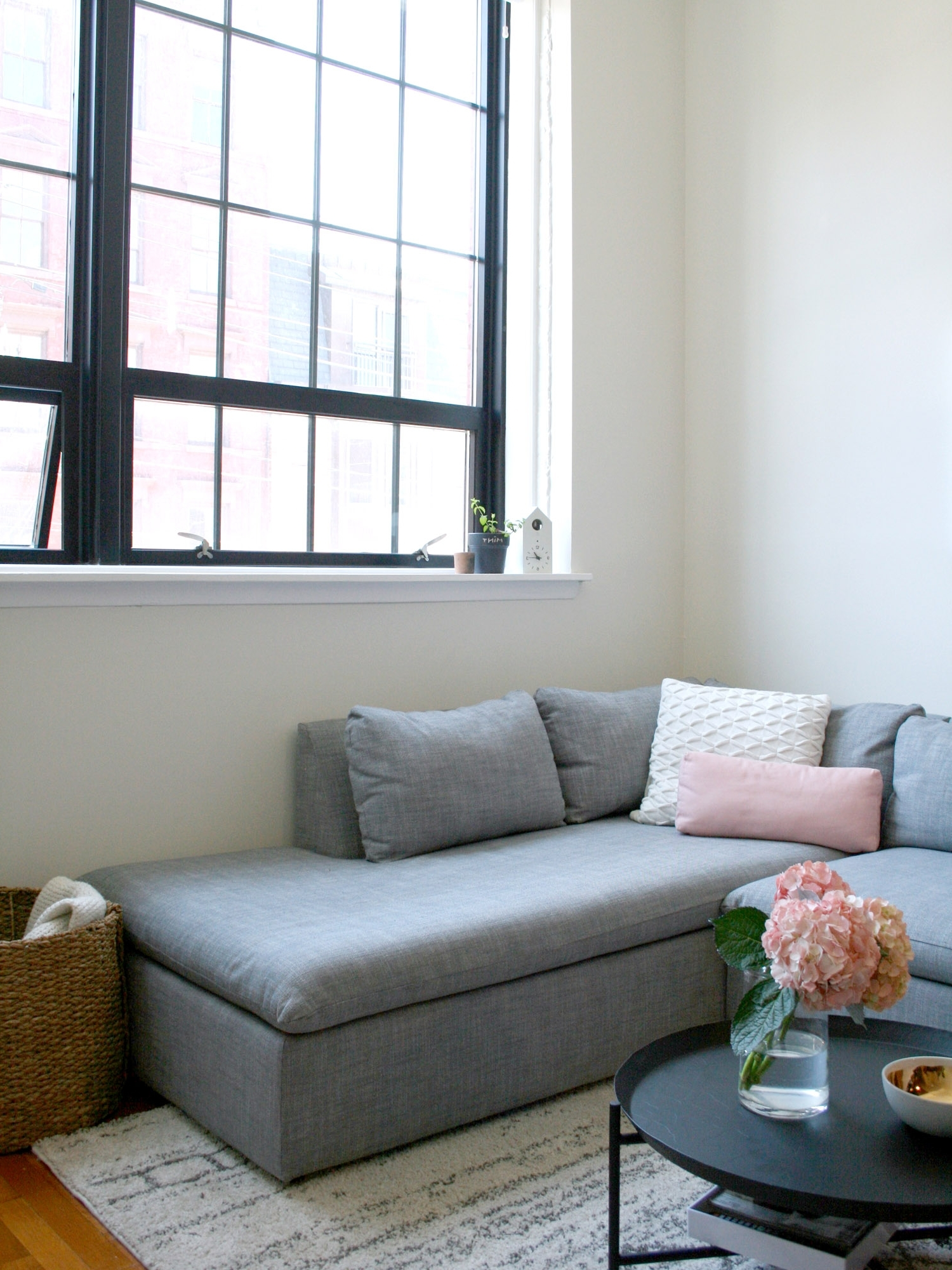 West Elm Sectional Sofas Throughout Recent Keeping It Simple In A Former Hoboken Factory – Front + Main (View 16 of 20)