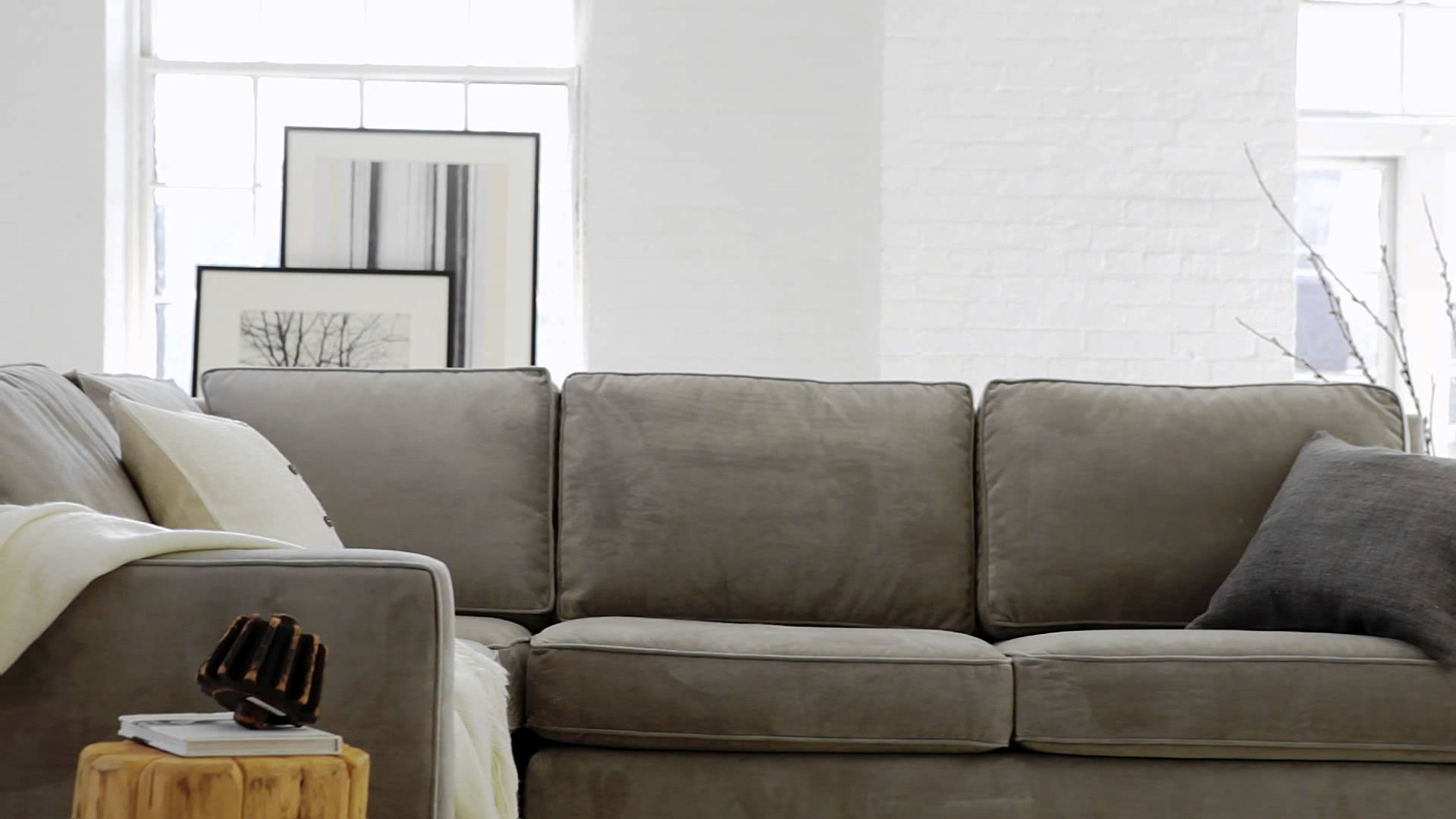 West Elm Sectional Sofas Within Latest The Henry Collection: Classic, Contemporary Living Room Furniture (View 18 of 20)