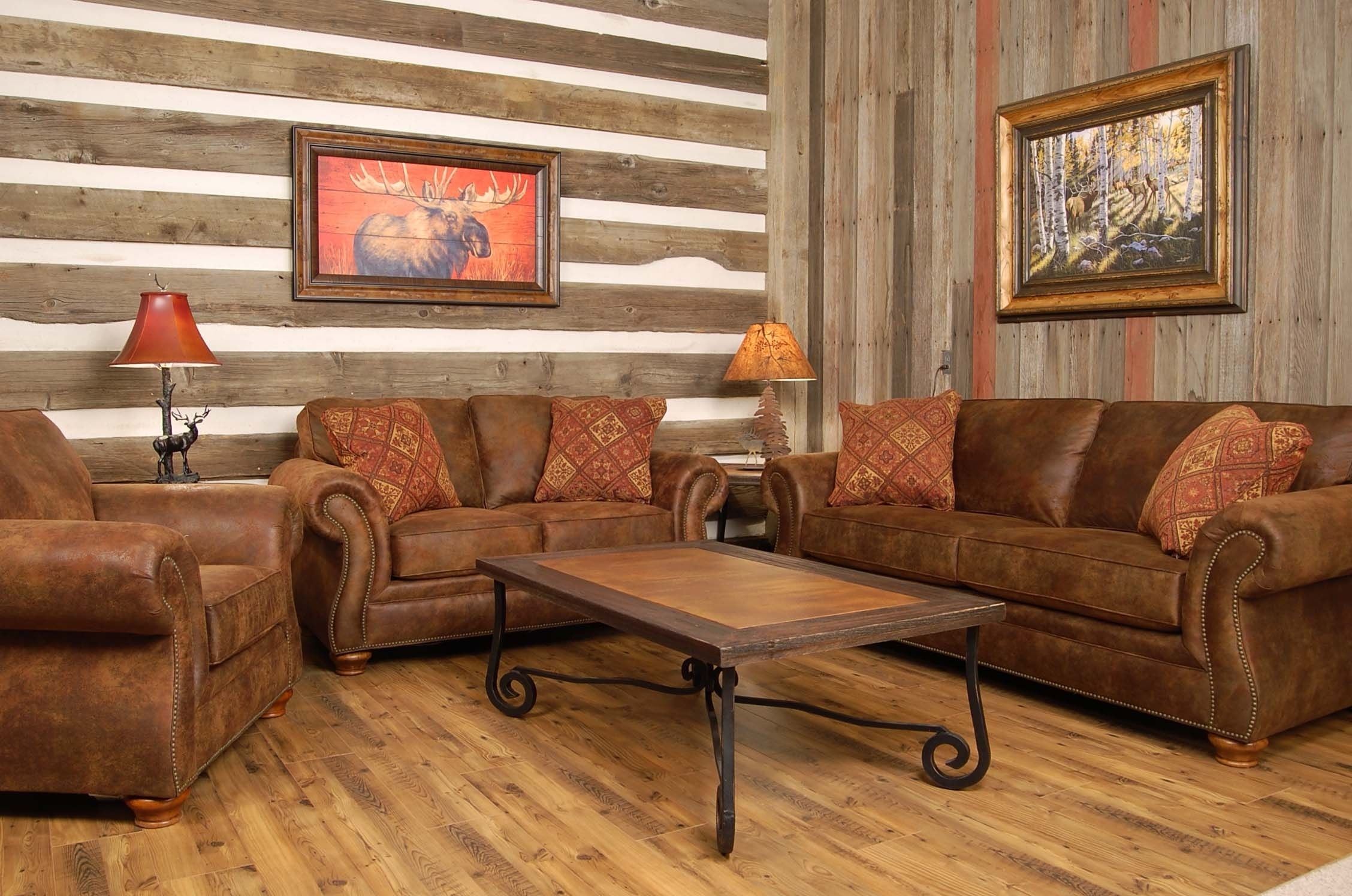 Western Style Leather Sofas • Leather Sofa Within Well Known Western Style Sectional Sofas (View 9 of 20)