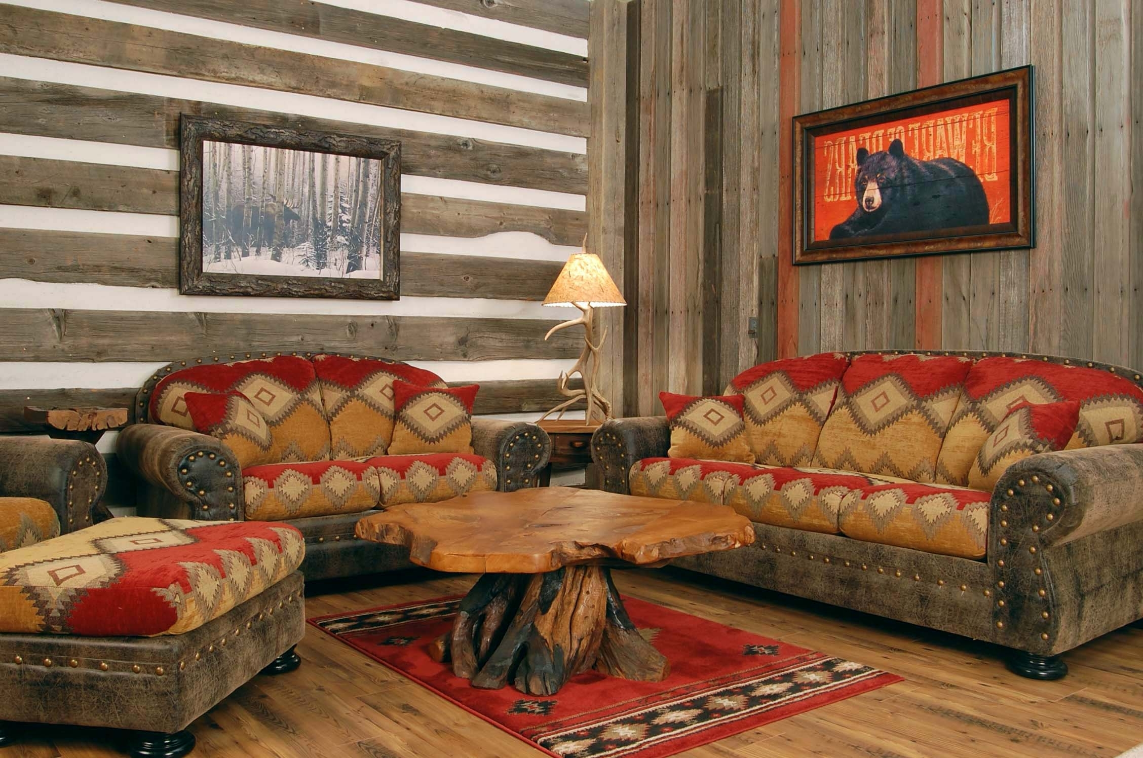 Western Style Sectional Sofas Inside Most Current Best Western Couches Living Room Furniture – Southwestern (View 16 of 20)