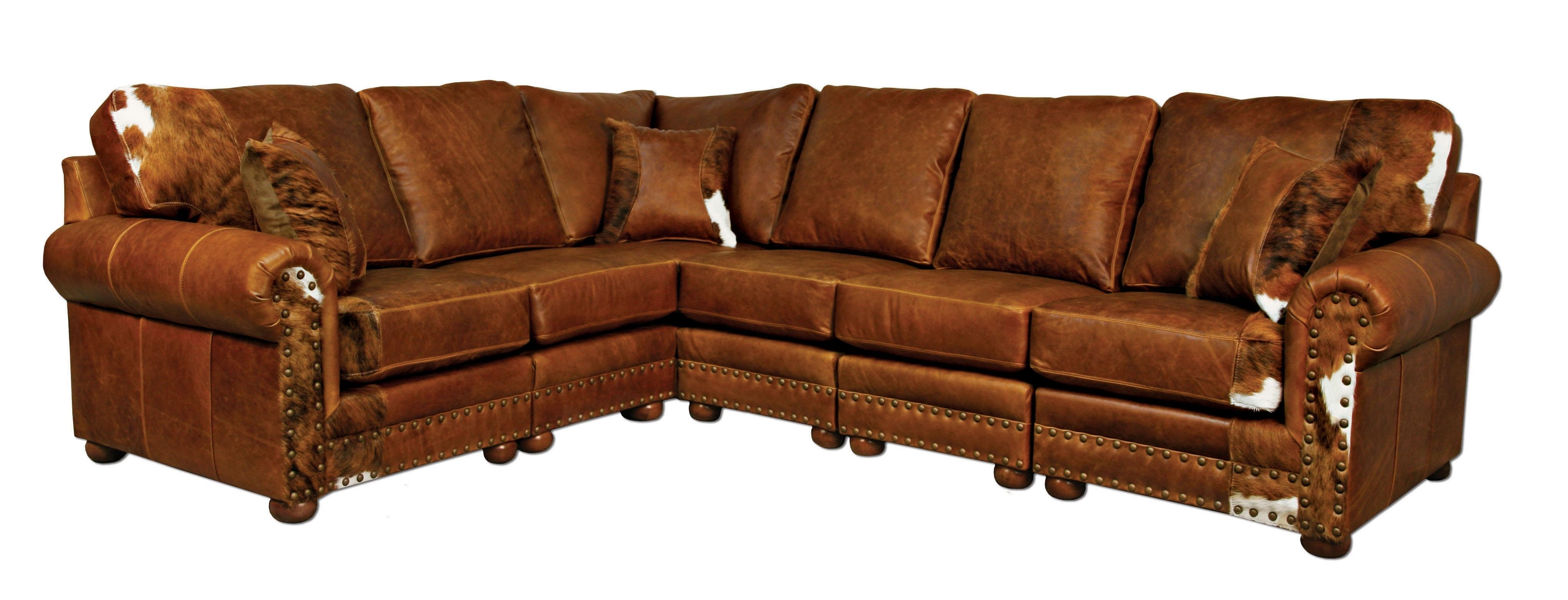 Western Style Sectional Sofas Within Most Recent Sectional Sofa Design: Amazing Western Sectional Sofa Western (View 18 of 20)
