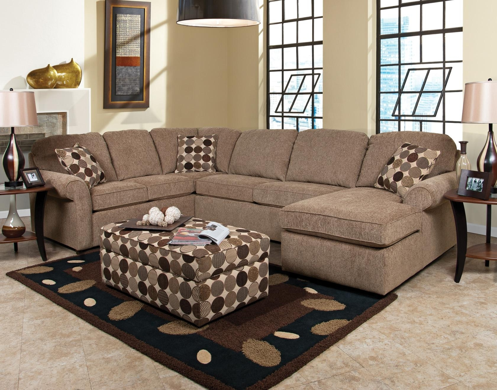 Westrich Furniture Within England Sectional Sofas (View 5 of 20)