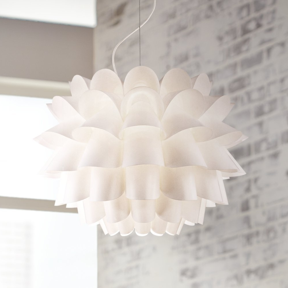 White Contemporary Chandelier Within 2018 White Modern Chandelier Marvellousite Diamond Table Lamp Light (View 4 of 20)