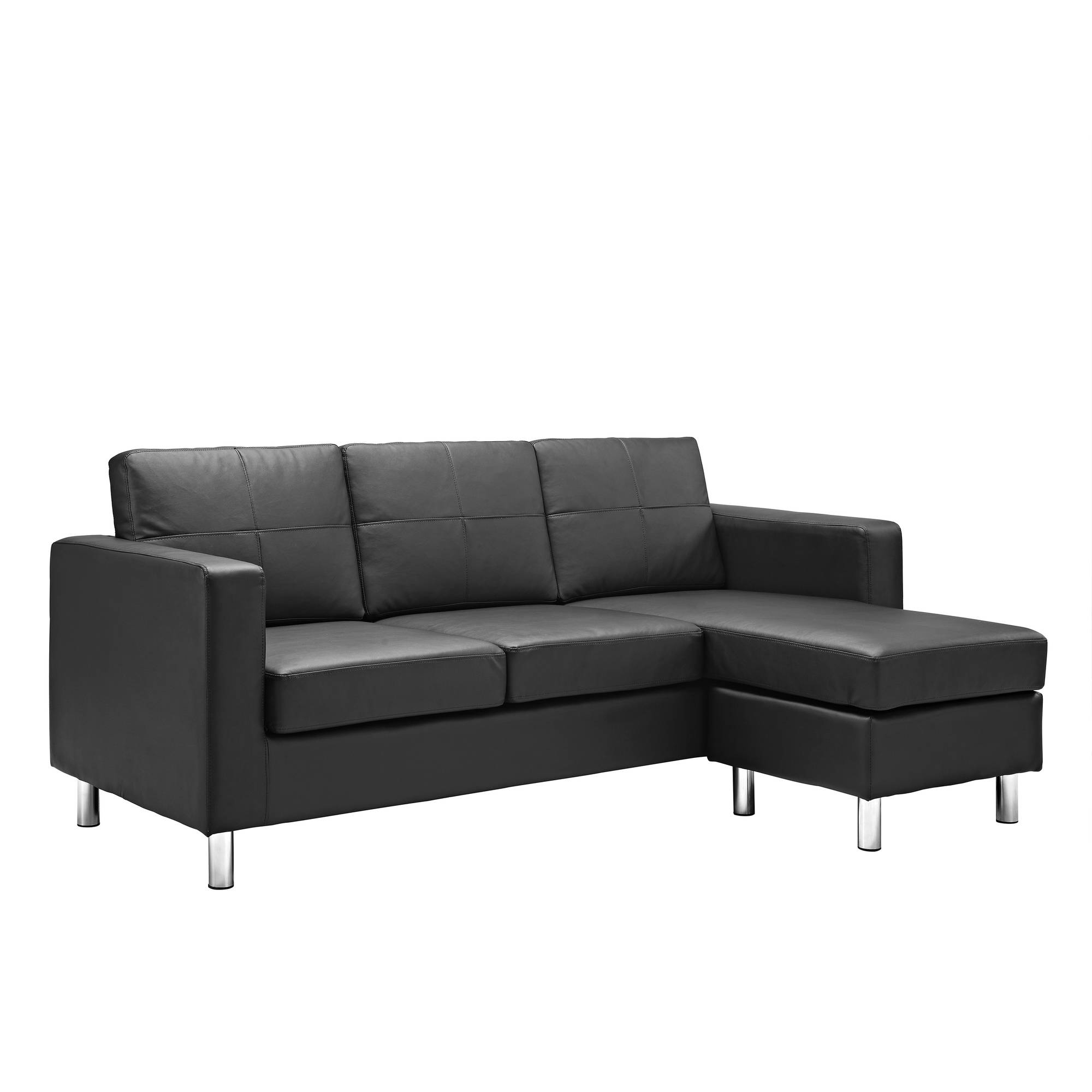 Wide Range Of Variety Of A Small Sectional Sofa – Pickndecor With Fashionable Sectional Sofas At Walmart (View 20 of 20)