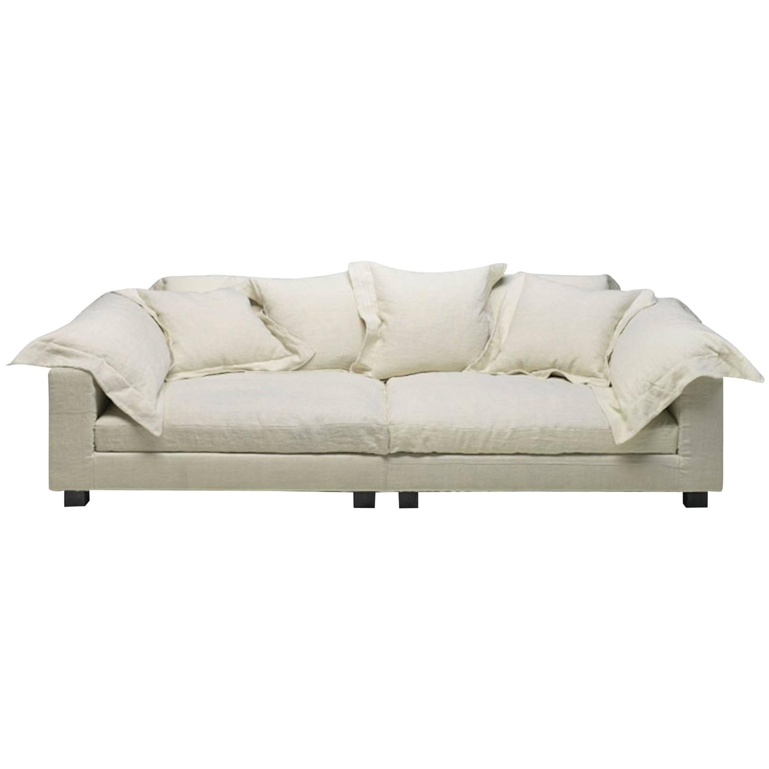 Widely Used Antique Goose Down Filled Sofa For Sale At 1stdibs In Down Filled Sofas (View 19 of 20)