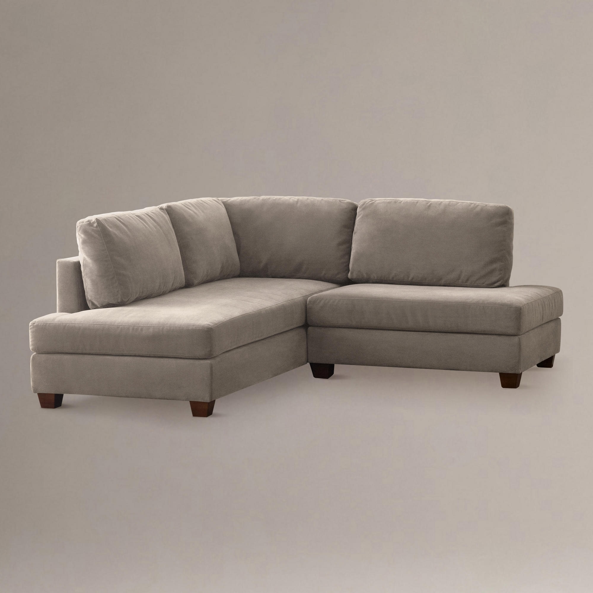 Widely Used Armless Sectional Sofas Throughout Amazing Armless Sectional Sofas Small Spaces – Mediasupload (View 3 of 20)
