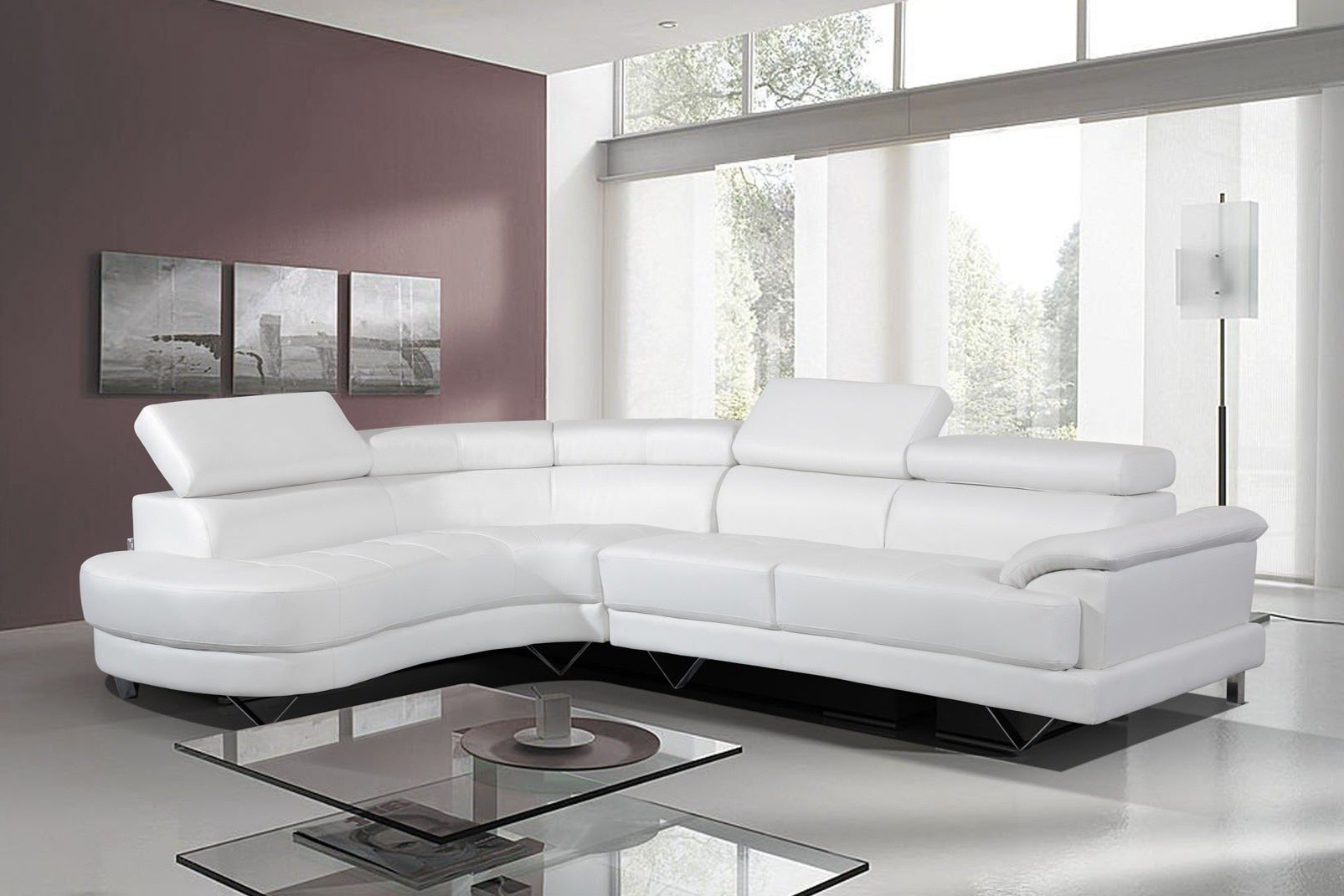 Widely Used Corner Sofas In Leather 31 With Corner Sofas In Leather Throughout White Leather Corner Sofas (View 20 of 20)