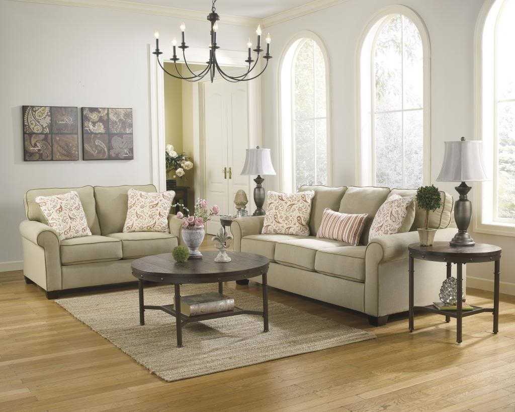 Widely Used Country Style Living Room Furniture Country Print Sofas Cottage In Cottage Style Sofas And Chairs (View 20 of 20)