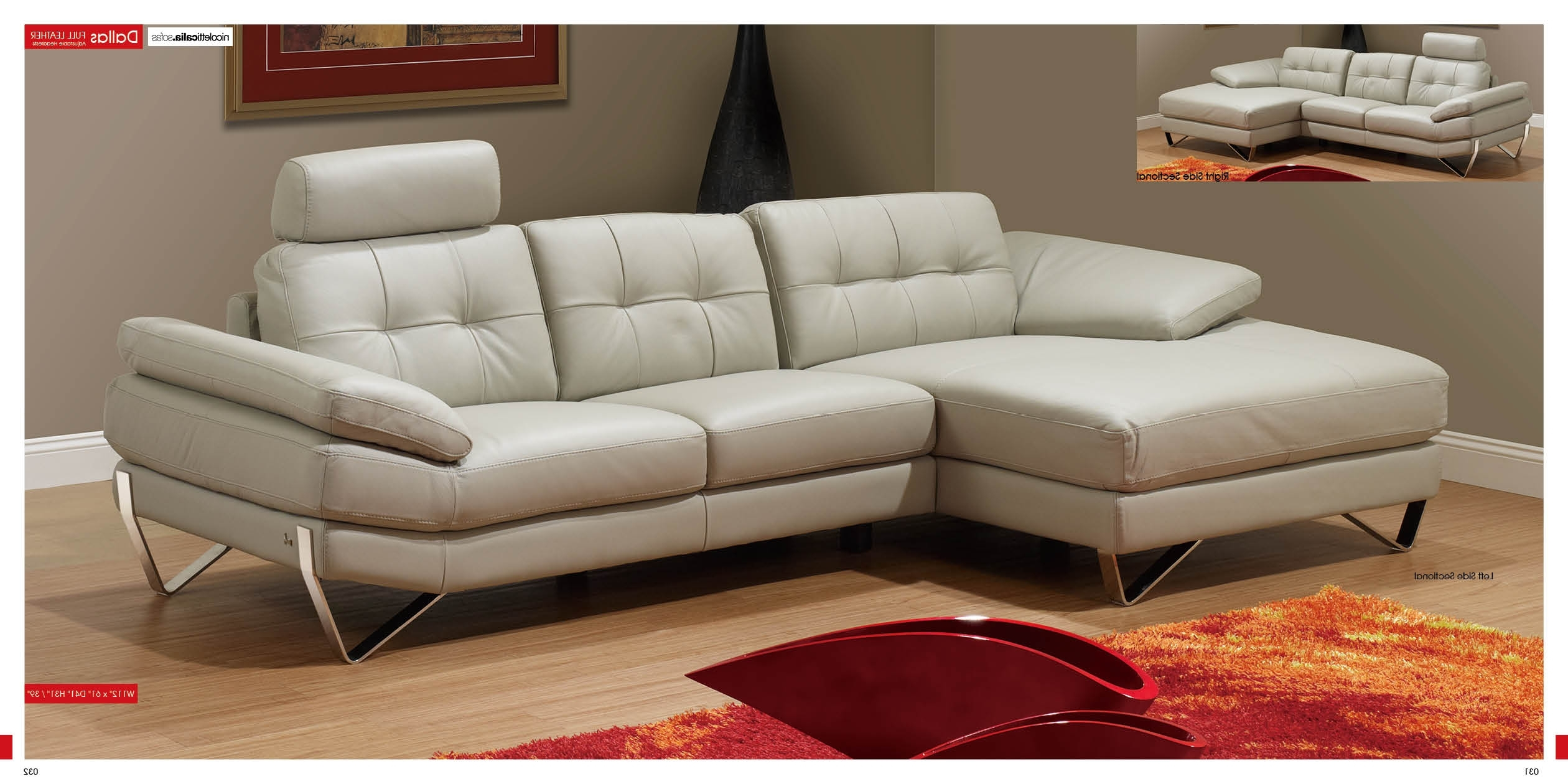 20 Best Collection of Dallas Sectional Sofas