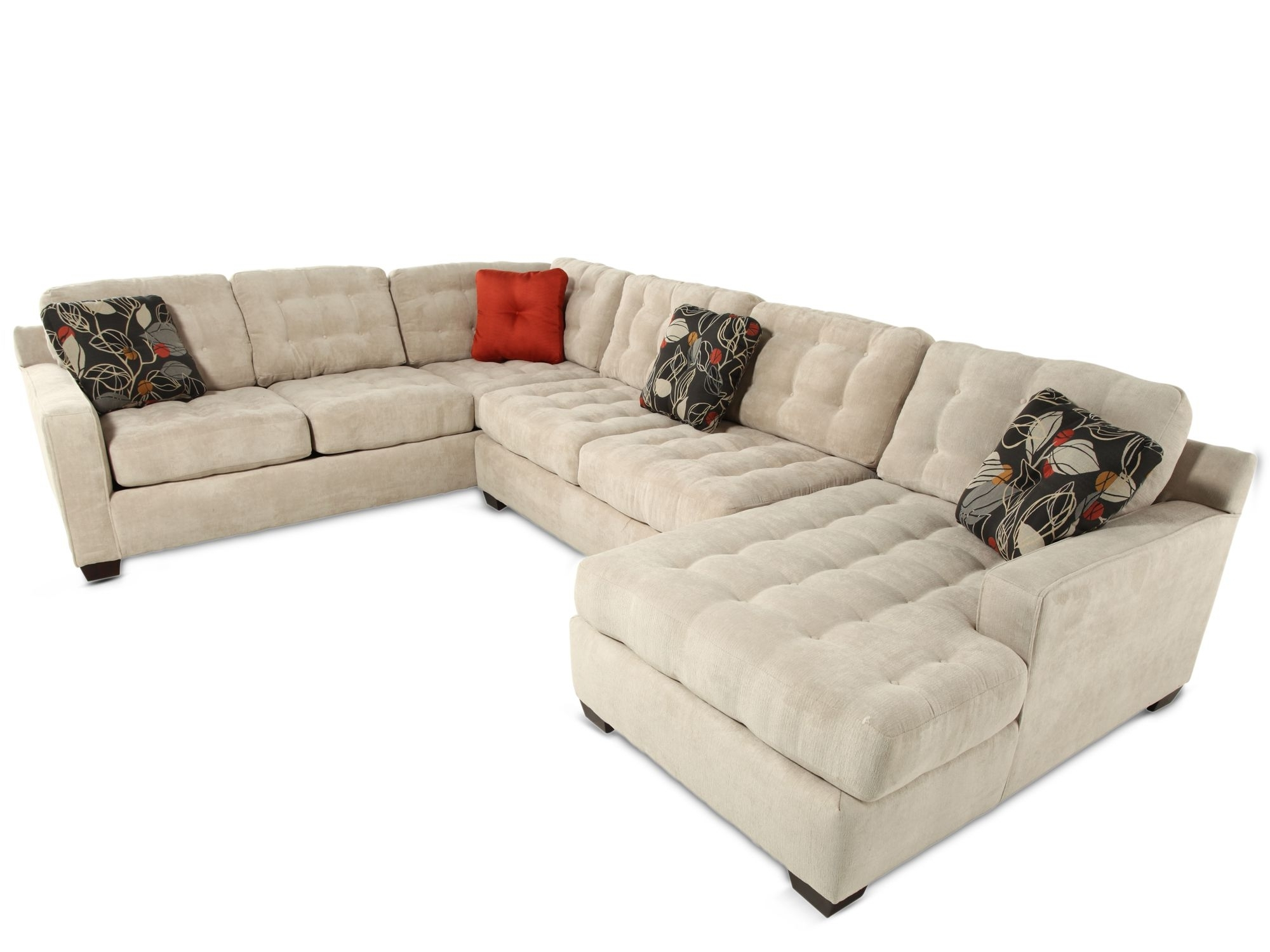 Widely Used Extraordinary Deep Seated Sofas Sectionals 33 In Sectional Sofas Regarding Mathis Brothers Sectional Sofas (View 13 of 20)