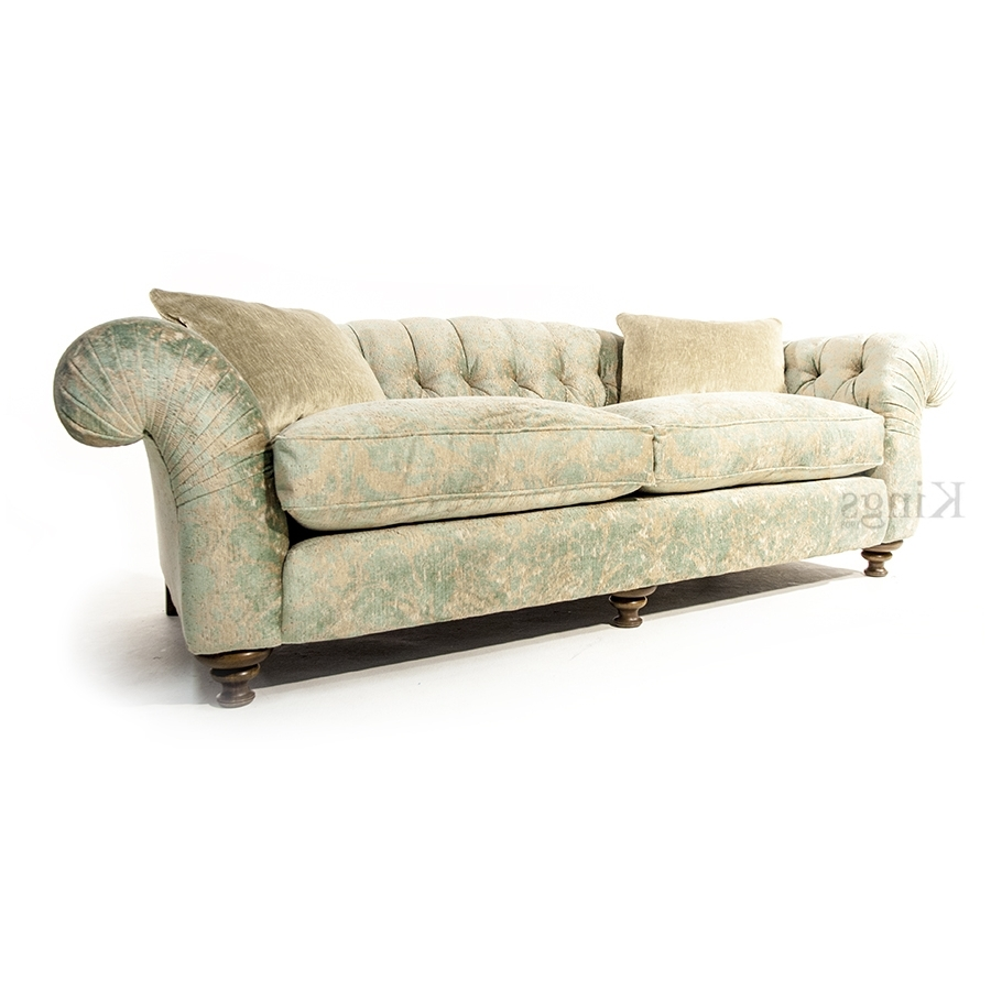 Widely Used Florence Grand Sofas Pertaining To John Sankey Bloomsbury Grand Sofa In Florence Velvet Haze (View 19 of 20)
