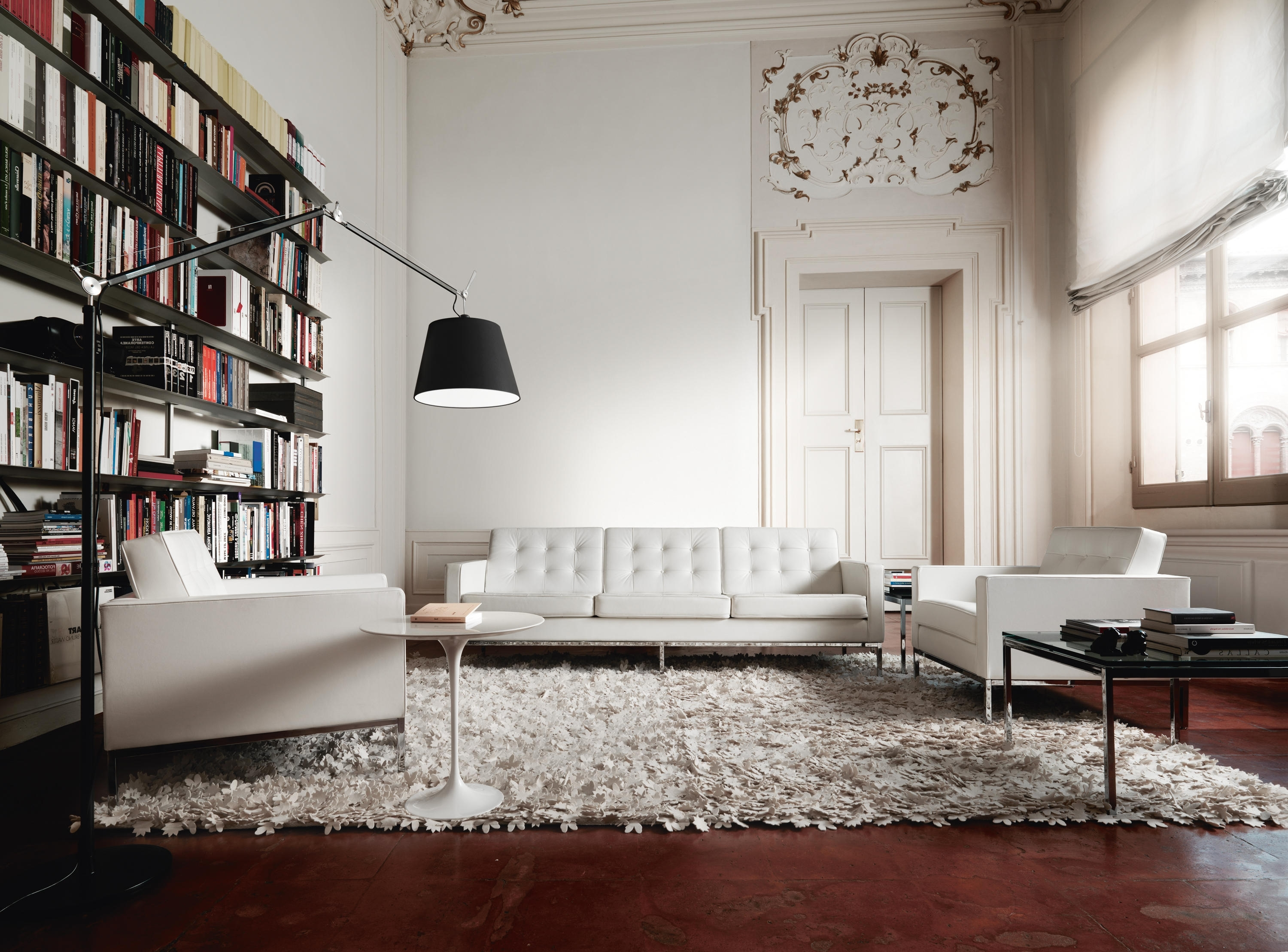 Widely Used Florence Large Sofas Intended For Florence Knoll Lounge 3 Seat Sofa – Lounge Sofas From Knoll (View 20 of 20)