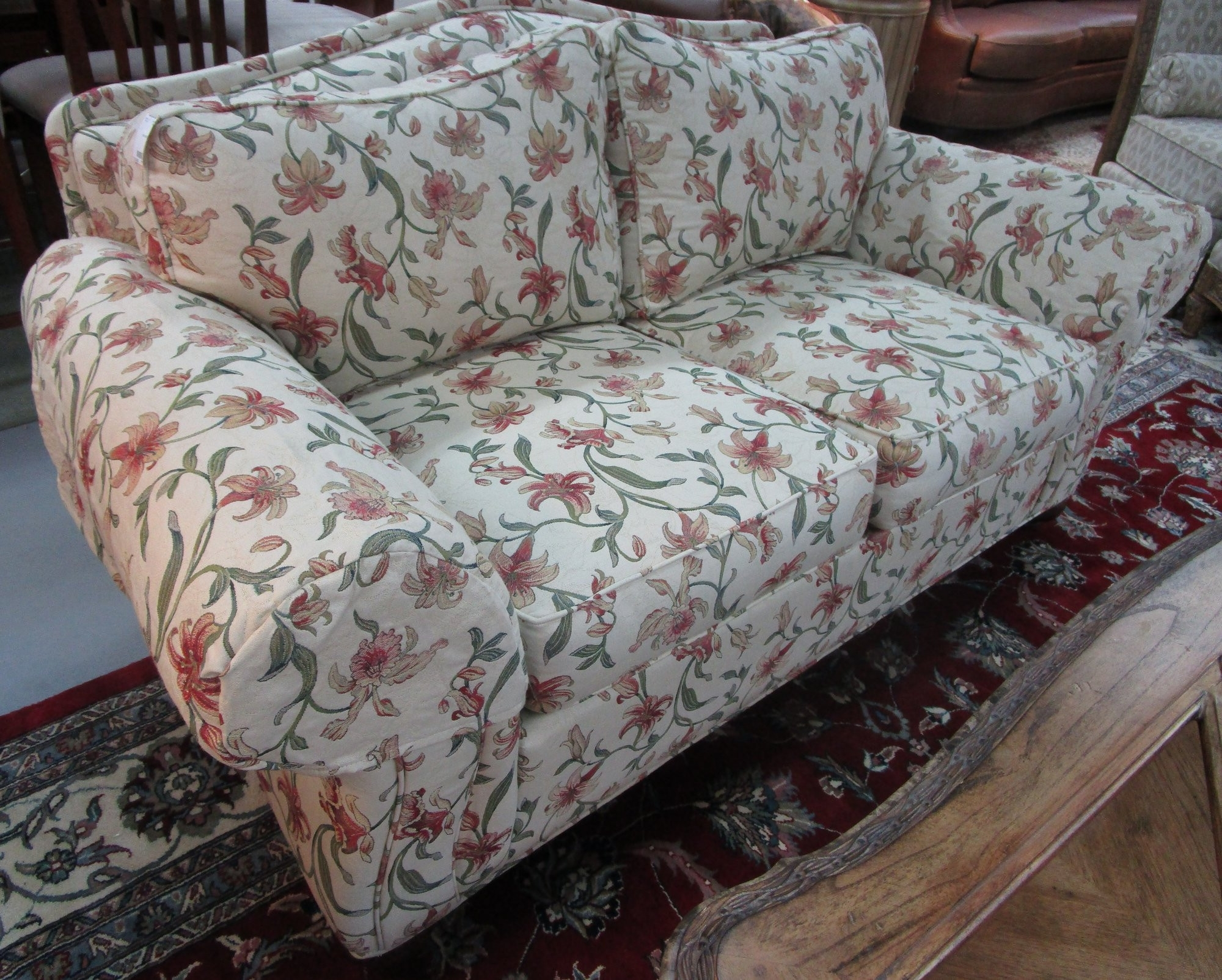 Widely Used Furniture : Ethan Allen Used Furniture Craigslist Awesome Ethan Pertaining To Ethan Allen Sofas And Chairs (View 16 of 20)