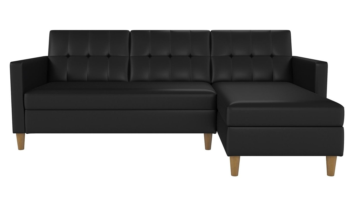 Widely Used Gainesville Fl Sectional Sofas With Regard To Brayden Studio Stigall Reversible Sleeper Sectional & Reviews (View 20 of 20)
