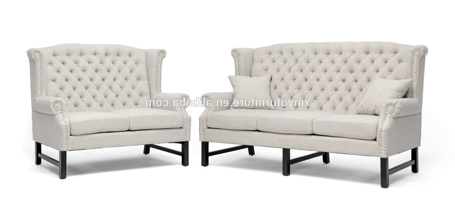 Widely Used High Back Leather Sofa – Home Design Ideas And Pictures With Regard To Sofas With High Backs (View 4 of 20)
