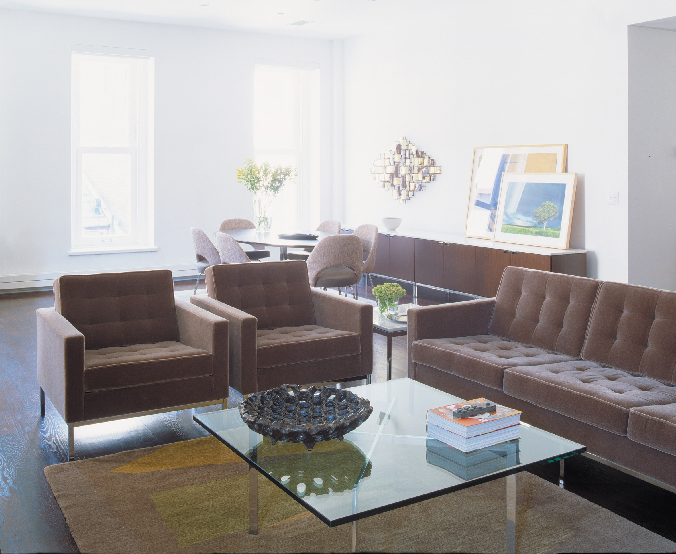 Widely Used Knoll Velvet Upholstery (View 18 of 20)