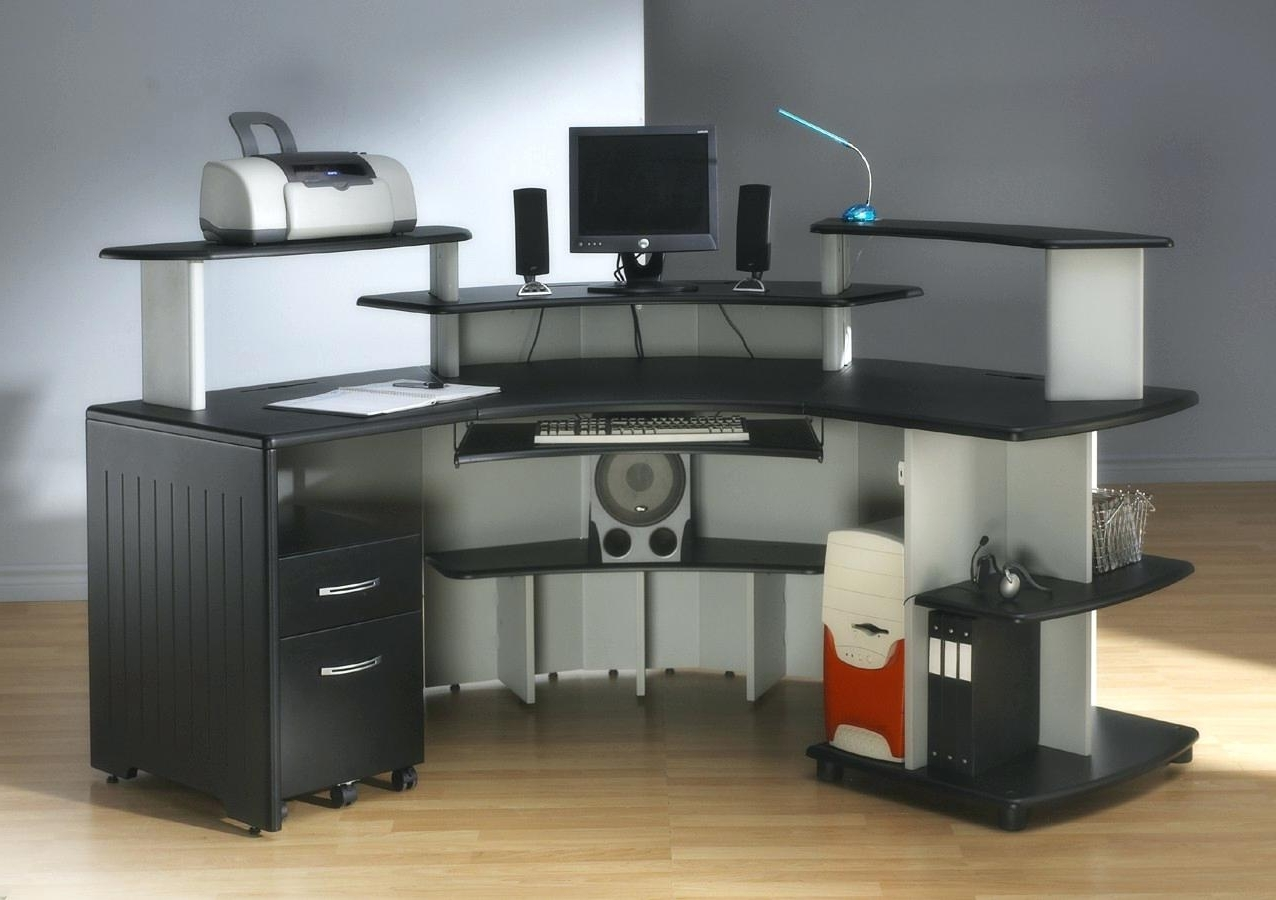 Widely Used Lexa Home Office Corner Computer Desk Enduro Workstation Furniture Within John Lewis Corner Computer Desks (View 19 of 20)