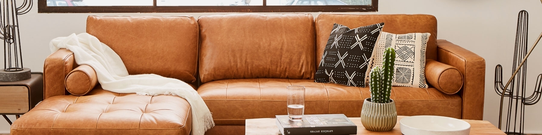 Widely Used Modern Sectional Sofas – Modular Leather Couches (View 15 of 20)