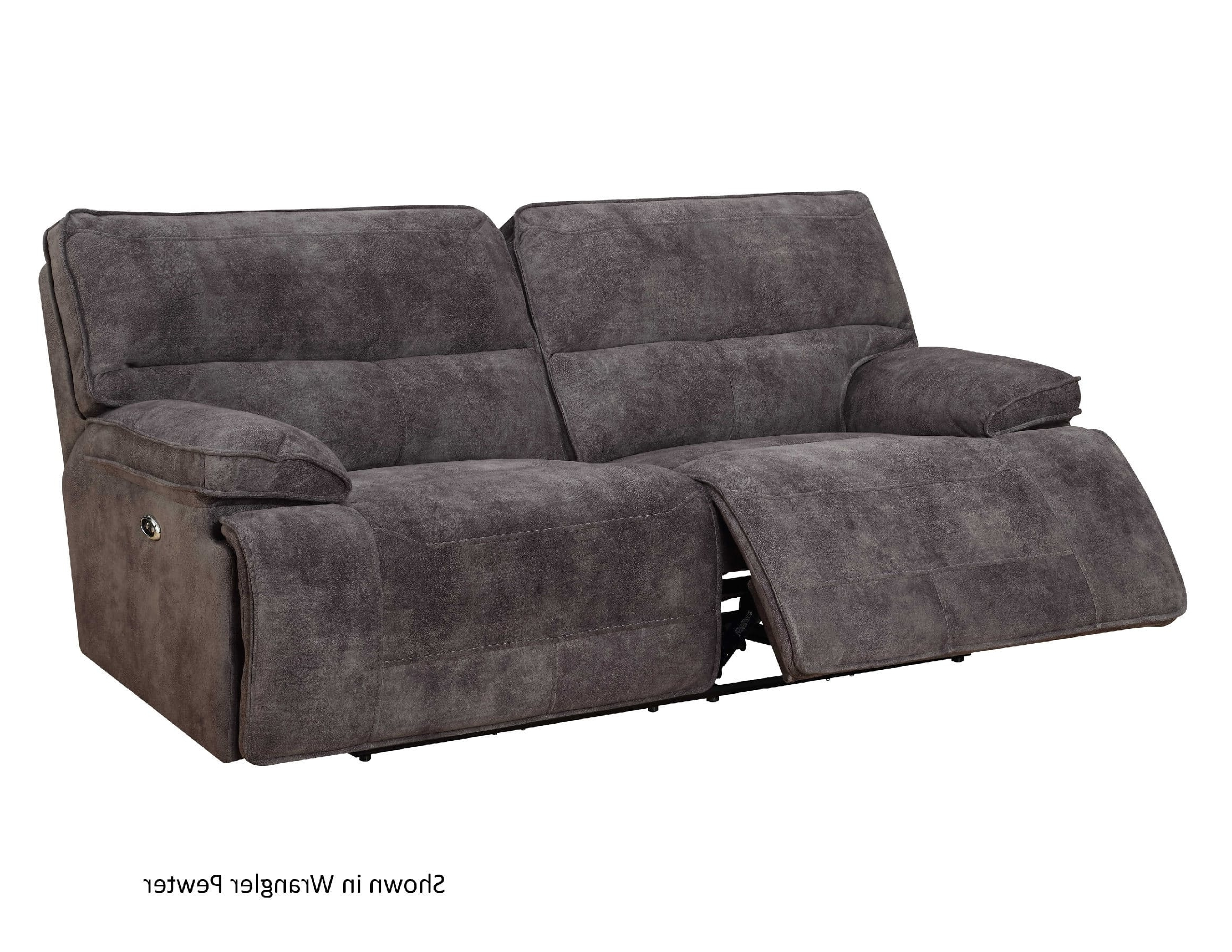 Widely Used Recliner Sofas In Paris Power Dual Reclining Sofa And Dual Reclining Love Seat With (View 17 of 17)