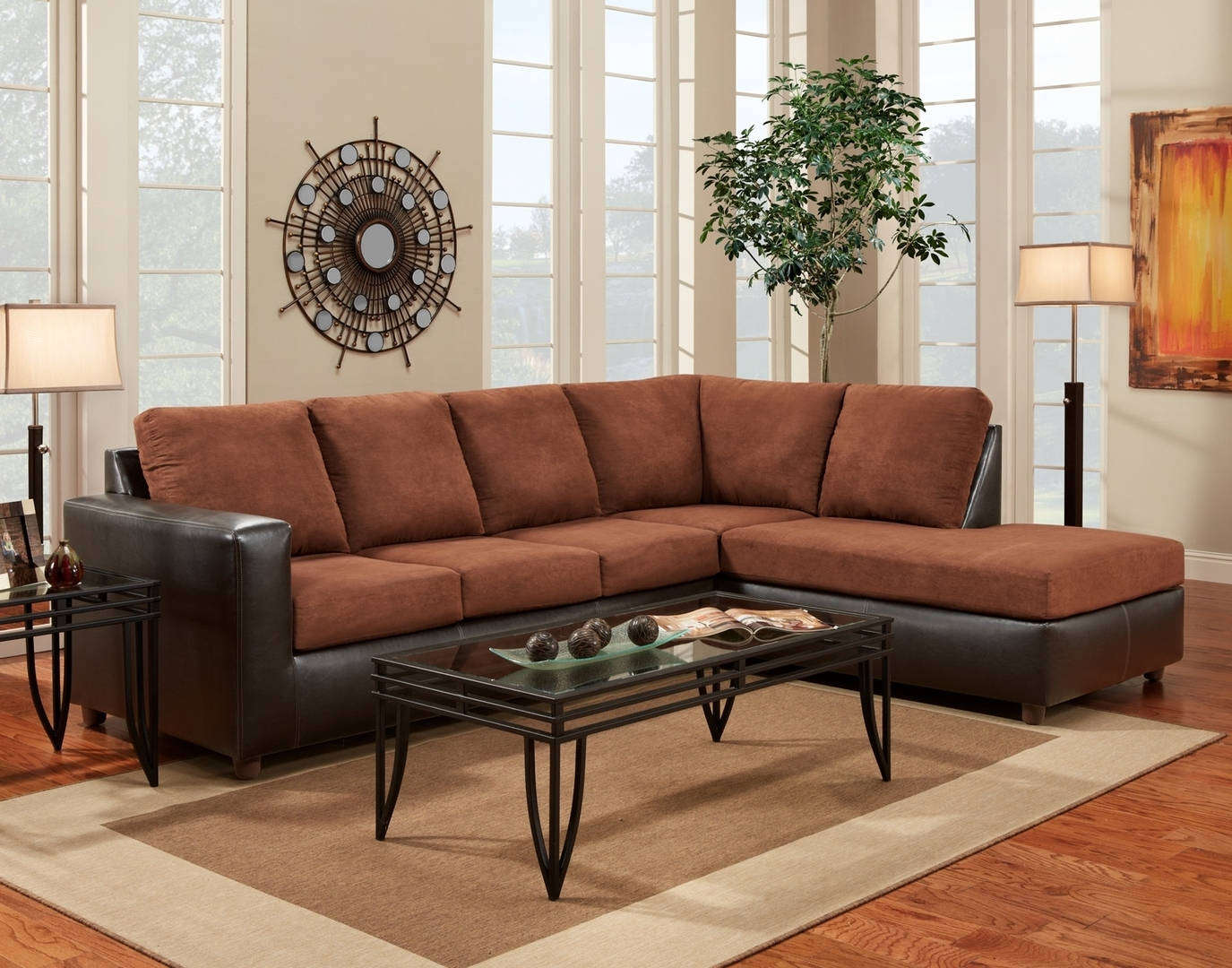 Widely Used Sectionals: Tuscaloosa, Al: Southeastern Furniture In Tuscaloosa Sectional Sofas (View 15 of 20)