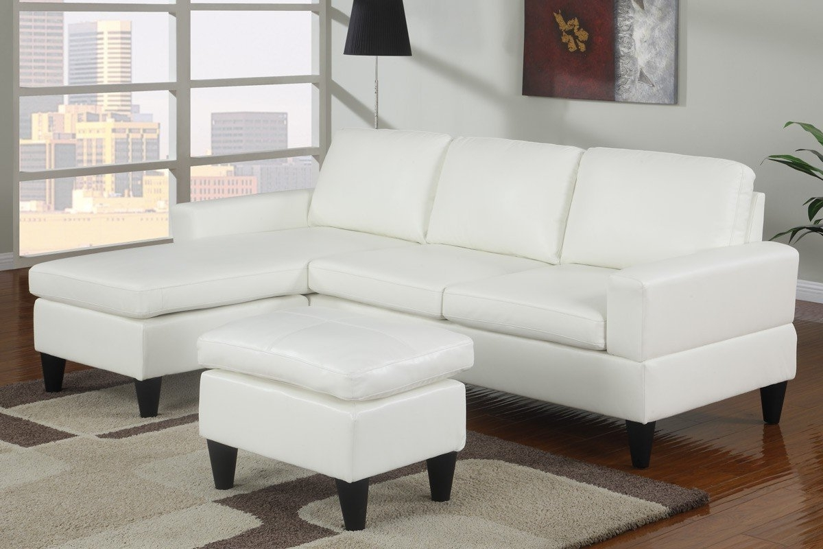 Widely Used The Best White Leather Sectional Sofa : S3Net – Sectional Sofas Sale In Vancouver Sectional Sofas (View 20 of 20)