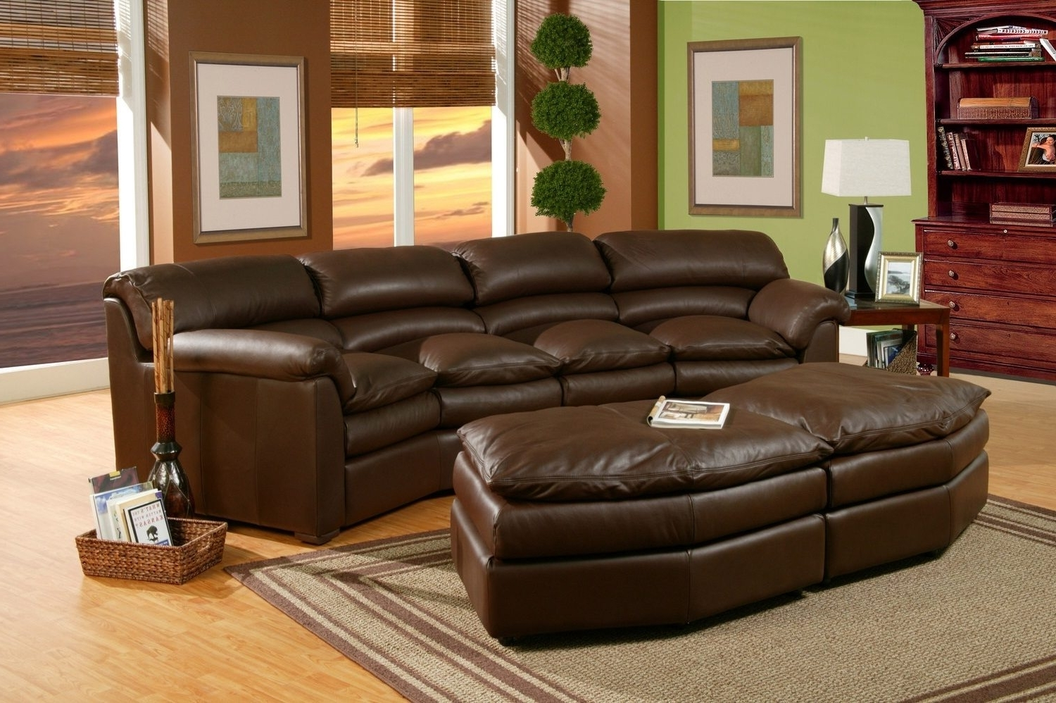 Widely Used Theatre Sectional Sofas Pertaining To Home Theater Sectional Sofa – Visionexchange (View 12 of 20)