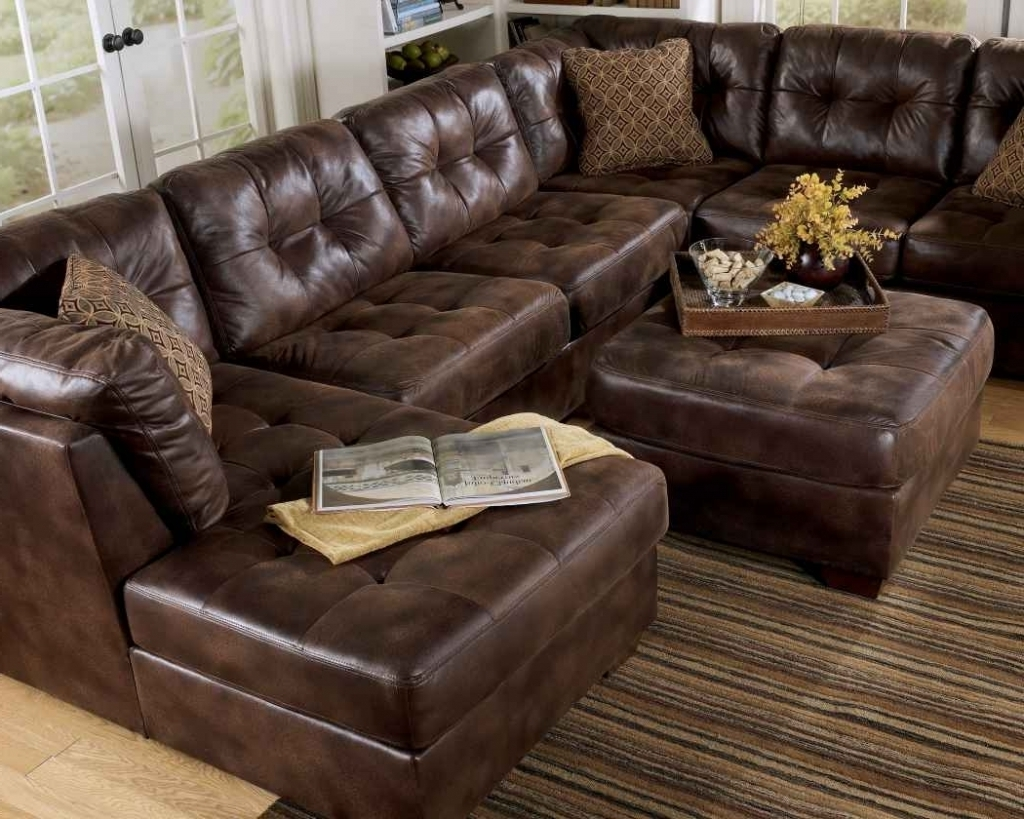 Widely Used Trend Faux Leather Sectional Sofa 90 Contemporary Sofa Inspiration For Faux Leather Sectional Sofas (View 3 of 20)