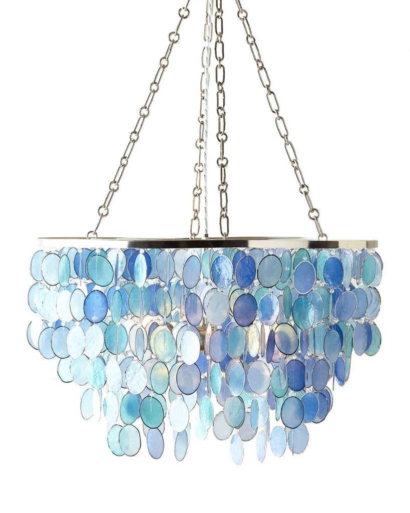 Widely Used Turquoise Color Chandeliers For Chandeliers (View 15 of 20)