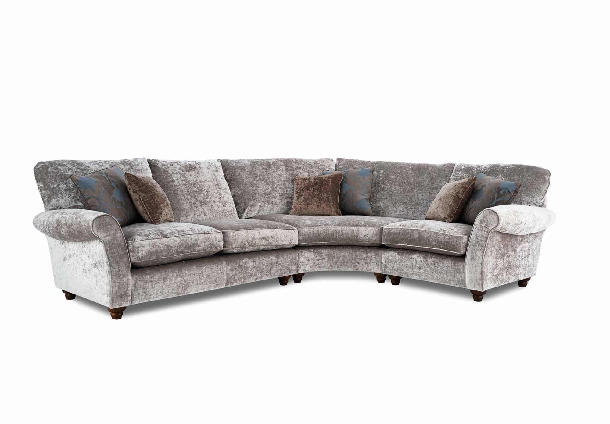 Widely Used Wide Sofa Chairs Within Lhf Classic Back Corner Sofa – Monroe – Gorgeous Living Room (View 20 of 20)