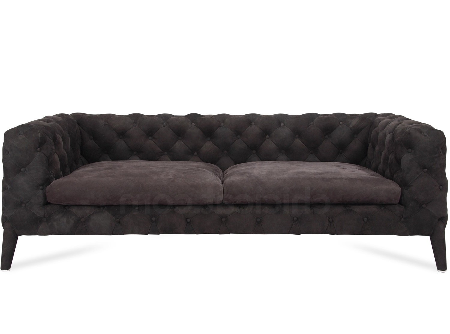 Windsor Sofas Inside Widely Used Windsor Chesterfield Sofa 3 Seater (Replica) (View 17 of 20)