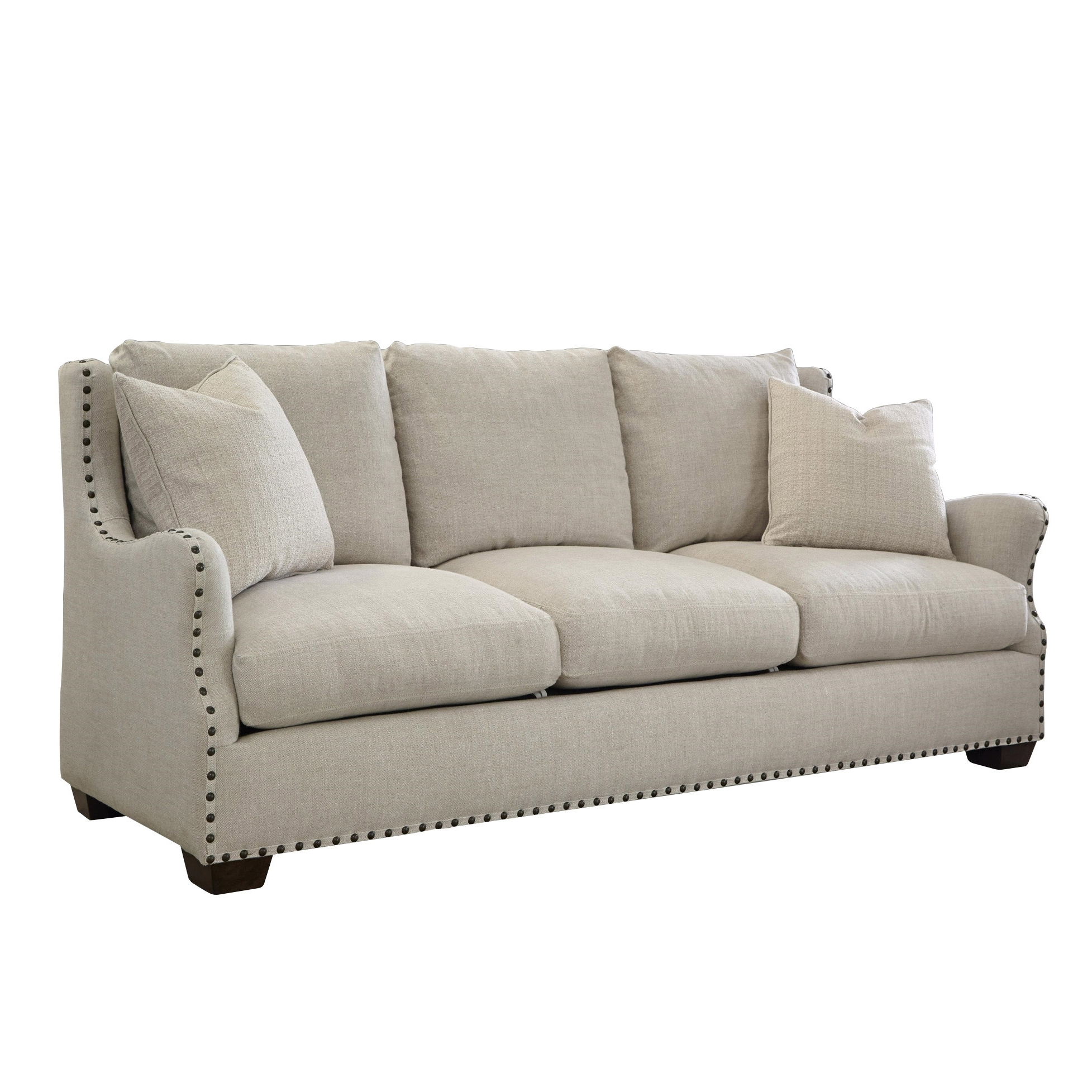 Windsor Sofas Throughout Newest The Windsor Belgian Linen Sofa (View 19 of 20)