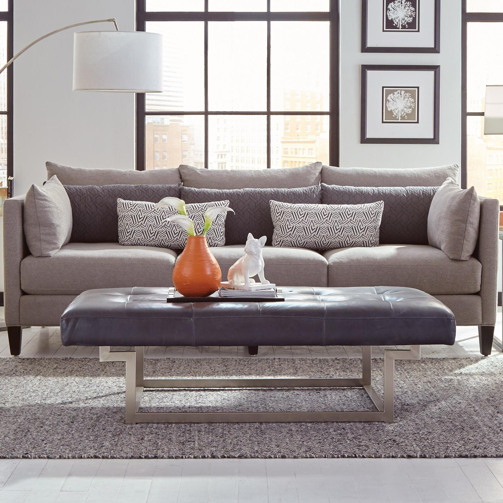 Windsor Sofas Within Best And Newest Windsor Transitional Estate Sofajonathan Louis – Can't Afford (View 16 of 20)