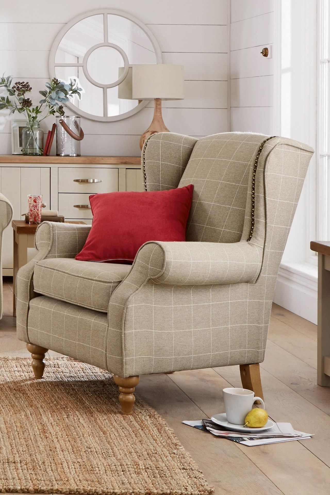 Wingback Chairs (View 20 of 20)
