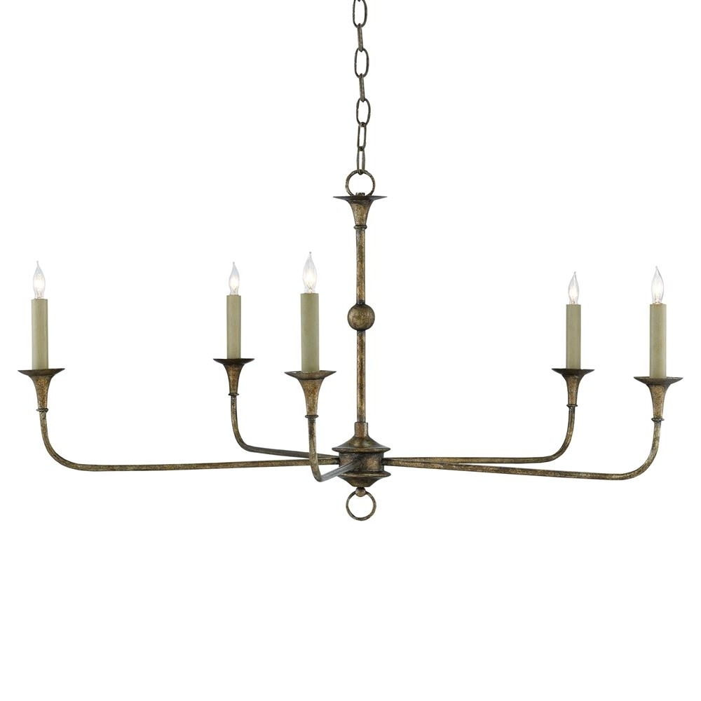 Wrought Iron Chandelier With Famous Languedoc French Country Bronze Wrought Iron Chandelier – 36D (View 7 of 20)