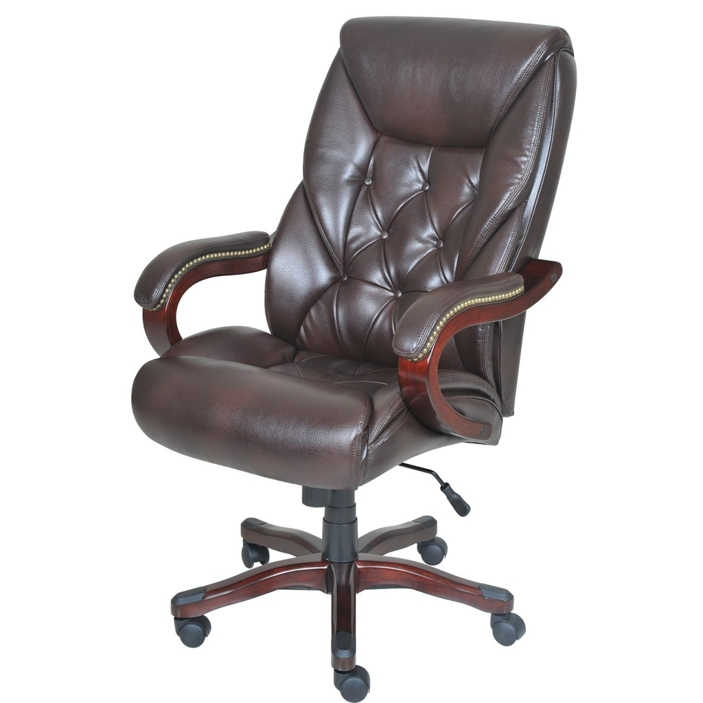 Xl Executive Office Chairs For Fashionable Xl Executive Office Chairs • Office Chairs (View 16 of 20)