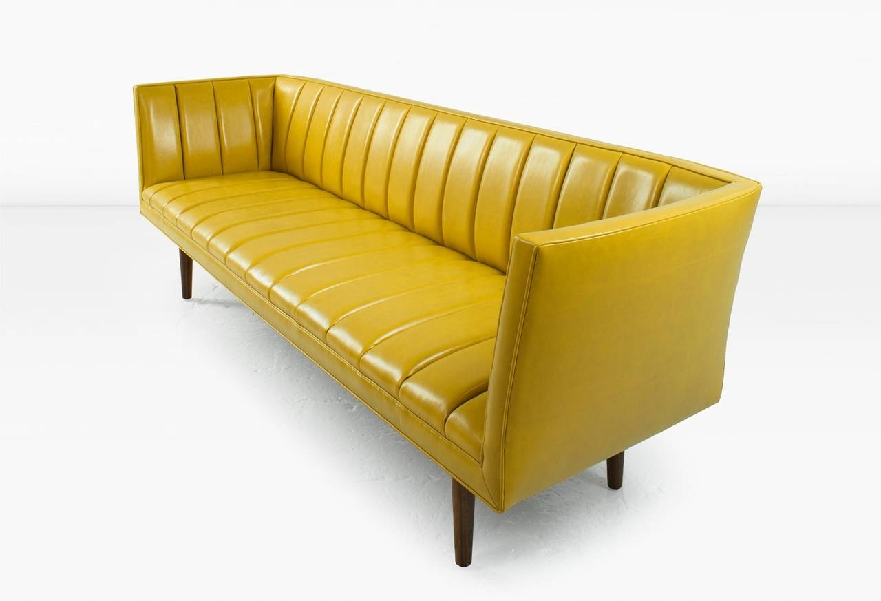 Yellow Sofa Chairs For Trendy Beautiful Yellow Sofa Chair 64 For Home Decor Ideas With Yellow (Gallery 6 of 20)