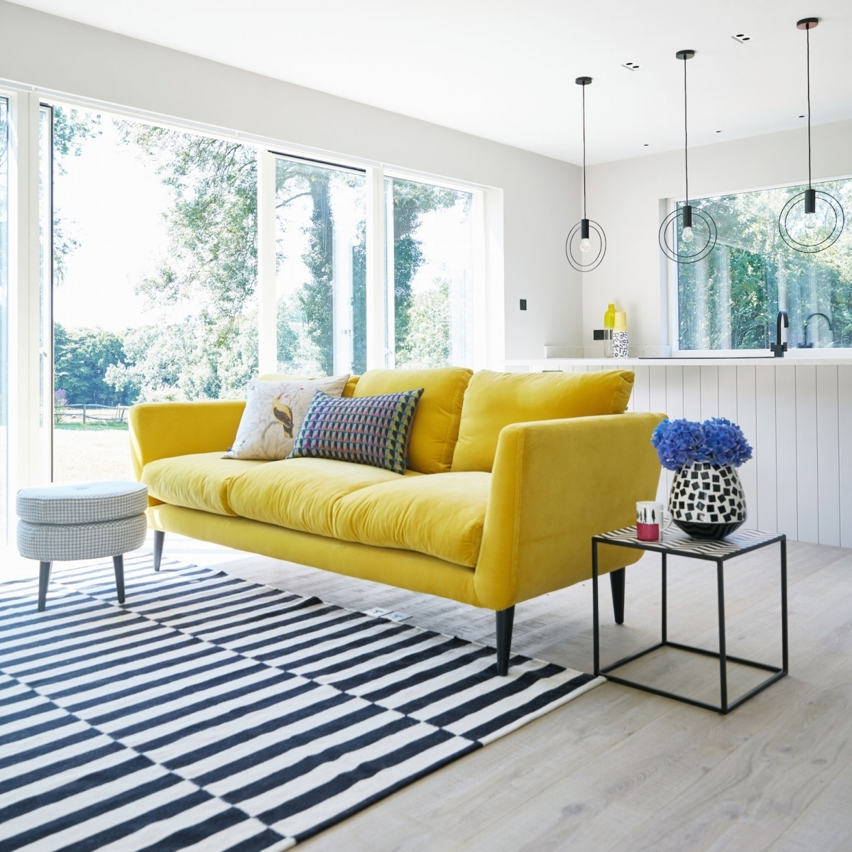 Yellow Sofa Chairs Intended For Well Known Living Room : Yellow Living Room Designs Cheap Chairs With Walls (View 19 of 20)