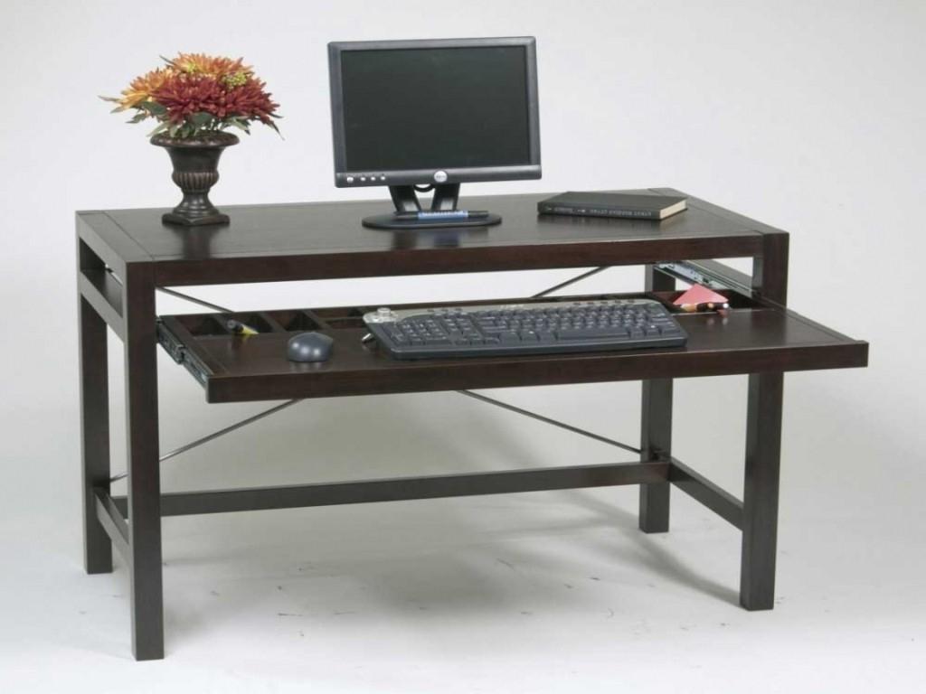 Youth Computer Desks Inside Newest Desk : Mini Wood Desk Oak Office Shelving Solid Wood Youth Desk (Gallery 12 of 20)