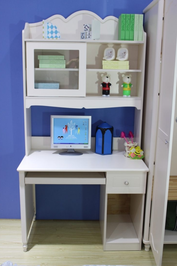 Youth Computer Desks With Regard To Latest Furniture : Kids Computer Desk Chairs Long White Desk Corner Desk (View 19 of 20)