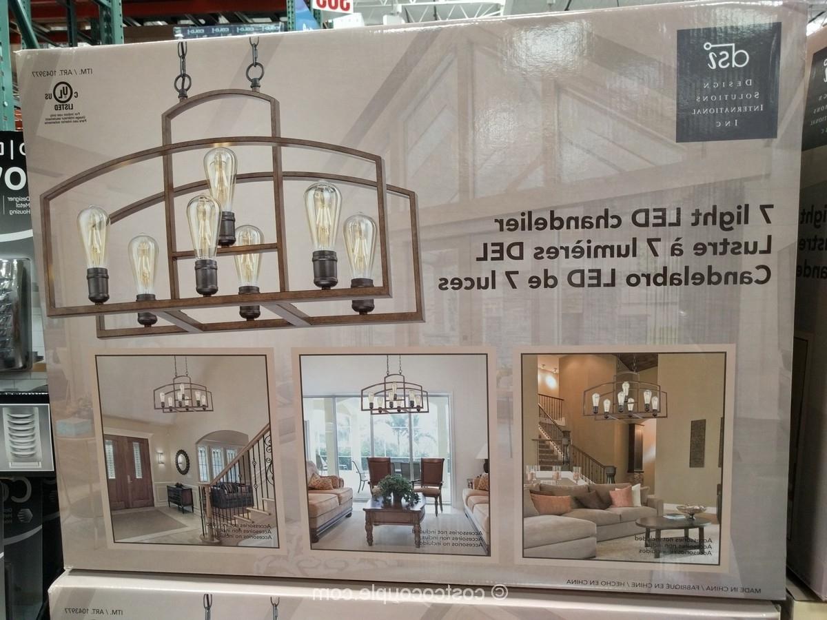 2018 Costco Lighting Chandeliers With Costco Chandelier Bedroom – Closdurocnoir (View 1 of 20)