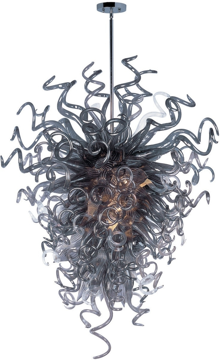 2018 Funky Chandeliers Regarding Chandelier Funky Cluster – Closdurocnoir (View 3 of 20)