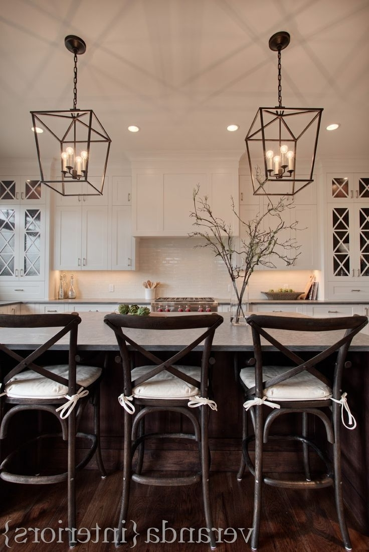 2018 Indoor Lantern Chandelier Intended For Six Stylish Lantern Pendants That Won't Break The Bank (View 16 of 20)