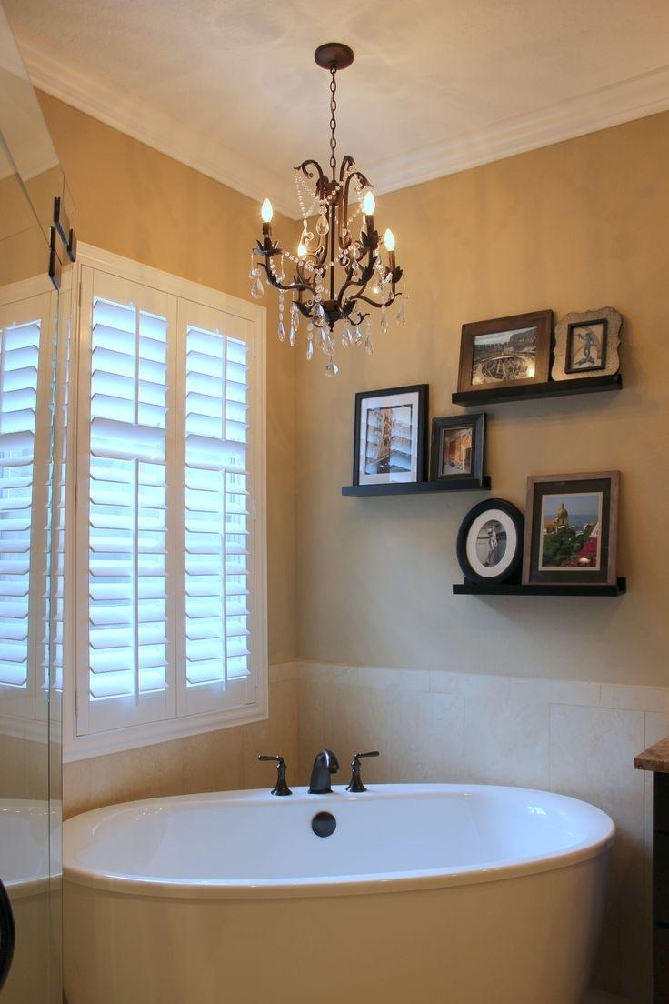 2018 Lofty Ideas Bathroom Chandelier Lighting Fresh Decoration Best 25 On Throughout Bathroom Chandelier Lighting (View 12 of 20)