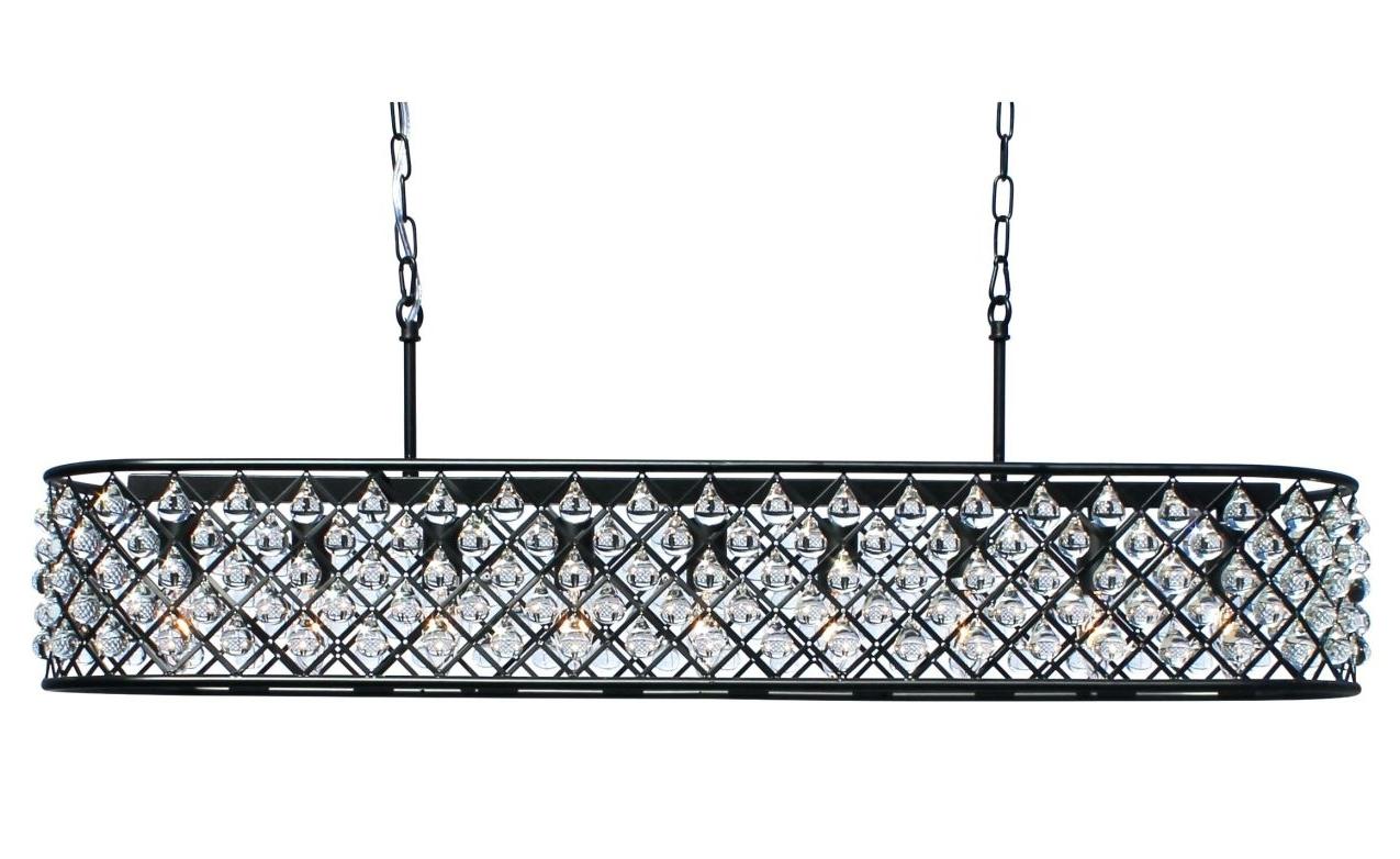 2018 Mirrored Chandelier Inside Chandelier : Extraordinary Mirrored Chandelier Vonn Lighting Iron (View 1 of 20)