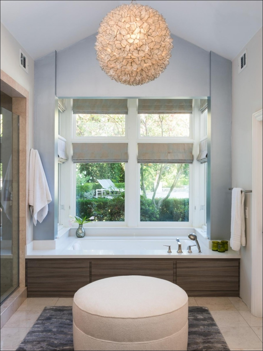 2019 Chandelier Bathroom Vanity Lighting Within Chandelier Bathroom Vanity Lighting Crystal Makeup (View 2 of 20)