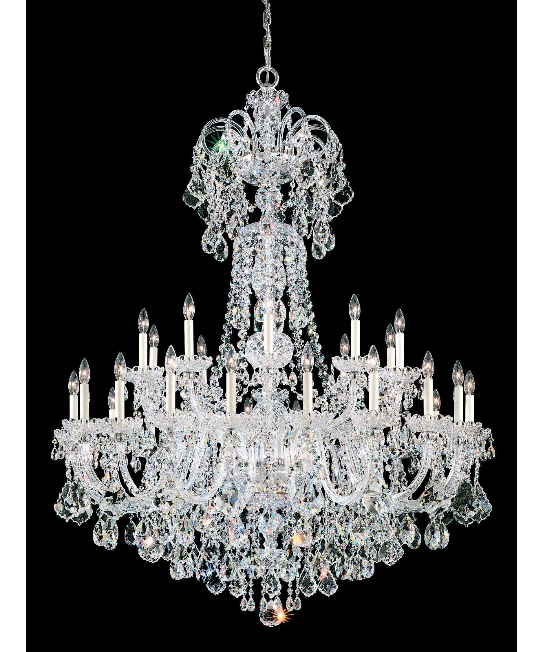 2019 Chandelier : Glass Chandelier Swag Chandelier Linear Chandelier Inside Black Gothic Chandelier (View 2 of 20)