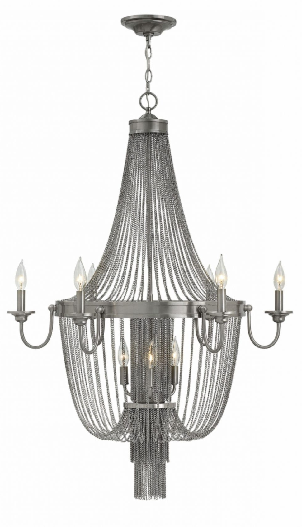 2019 Contemporary Black Chandelier With Chandeliers Design : Amazing Contemporary Black Chandelier Lighting (View 18 of 20)