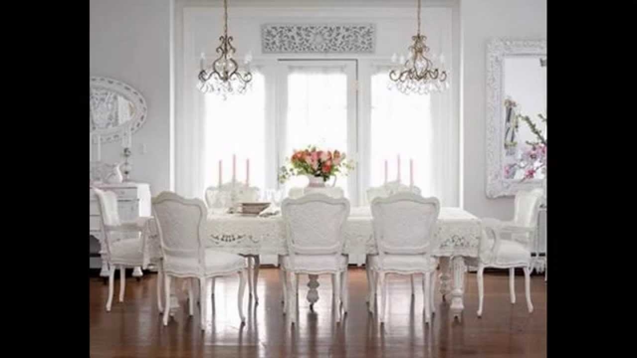 2019 Creative Shabby Chic Chandeliers Decorating Ideas – Youtube With Regard To Shabby Chic Chandeliers (View 1 of 20)