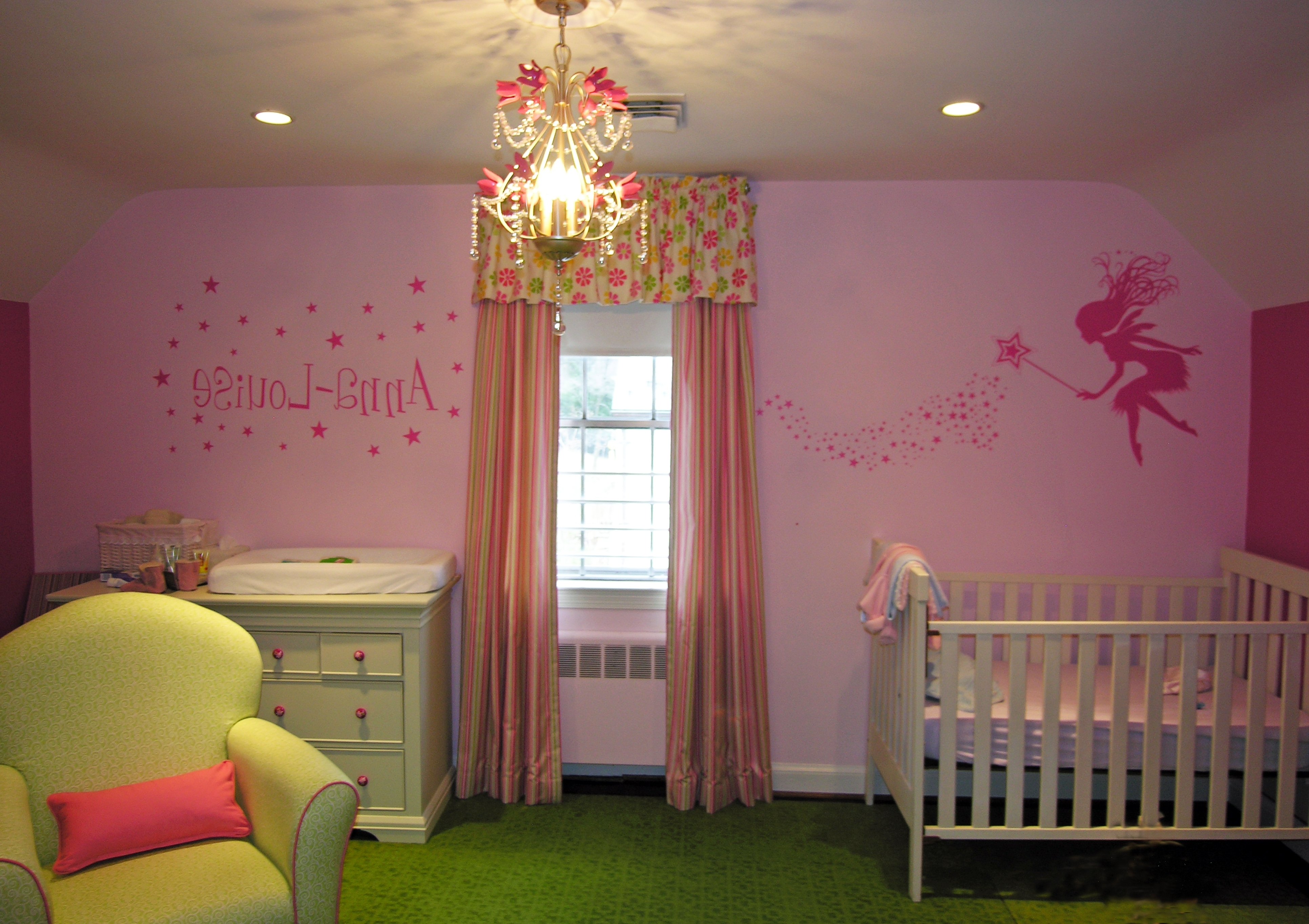 2019 Crystal Chandeliers For Baby Girl Room Inside Chandeliers Design : Magnificent Mini Chandelier For Girls Room Teen (View 3 of 20)